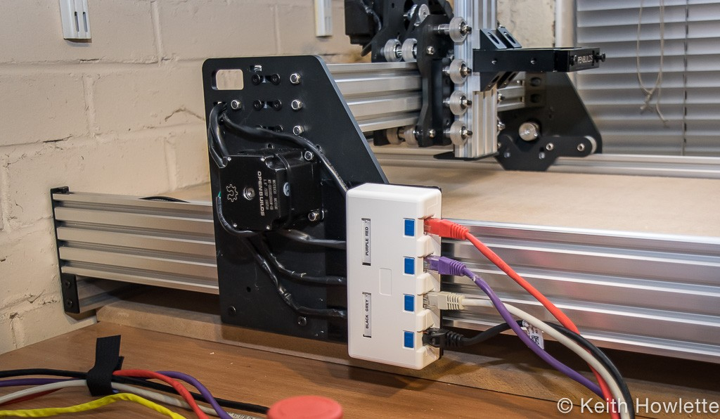 Openbuilds Ox Cnc Router From Ooznest Build